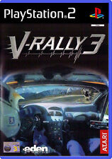 V-RALLY 3 PS2 ita