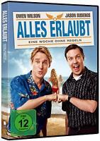 Alles erlaubt - Eine Woche ohne Regeln [DVD/NEU/OVP] Owen Wilson, Jason Sudeikis