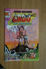 PC Groo the Wanderer #4 (Sept,1983) Signed