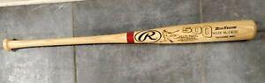 "1999 Mark Mcgwire 500th Home Run Big Stick Baseball Bat 34"" Sample 000/500"