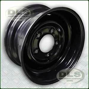 "Land Rover Steel road Wheel 8""x16"" Series 2B FC, Series 1Ton, Defender (DA2694)"