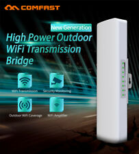 COMFAST 300Mbps Wireless Access Points Wifi AP CPE Range Extender Booster Bridge