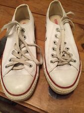 Converse ALL STAR Chuck Taylor Pro Leather Lo Top Shoes Men's 6 Wo's 8