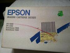 NEW Genuine Epson S051011 Toner Cartridge, ActionLaser 1500 and ActionLaser 1000