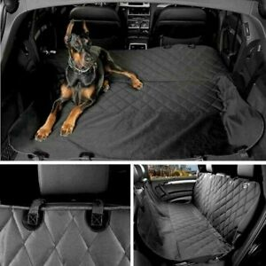 Pet Dog Car Seat Cover Waterproof Safety Protector Mat Rear Back Hammock Cushion