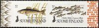 Finnland Finland 2018 Michel Nr. 2585-86 NORDEN Fische Fauna Zander Maräne
