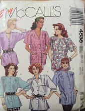 McCall 's Shirt Sewing Patterns new