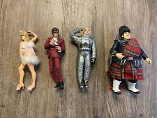 McFarlane Toys Austin Powers Action Figure Lot of 4 Figures! 1999!