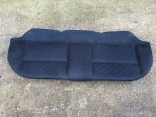 AUDI 80 90 B3 B4 COUPE TYP 89 REAR SEAT BOTTOM PART BENCH IN BLUE 895885375E