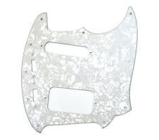 NOS Genuine Fender Japan Pearloid Pickguard for Jag-Stang Jagstang 003-5741-000