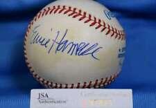 ERNIE HARWELL SigneD JSA COA American League OAL Baseball Authentic Autographed