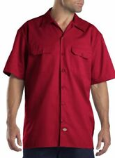 Dickies Men's Size, BIG or TALL, Short Sleeve Work Shirt, Shop, Mechanics, 1574