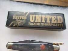 Vintage Boker United Knife 1988 1 of 175 In original box