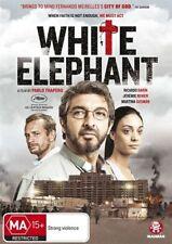 White Elephant (Ricardo Darin Drama) - DVD - New / Sealed - Free Shipping in AUS