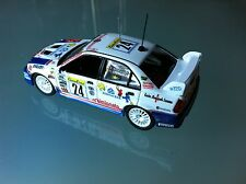 DECAL CALCA 1 43 MITSUBISHI EVO 6 N°24 Rally WRC monte carlo 2000 montecarlo