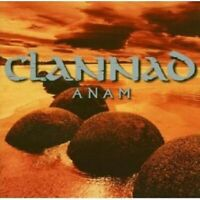 "CLANNAD ""ANAM"" CD NEW+"