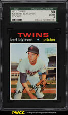 1971 Topps Bert Blyleven ROOKIE RC #26 SGC 6 EXMT (PWCC)