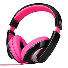 RockPapa ROCK0846 Over the Ear Headphones - Pink