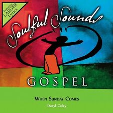 Daryl Coley - When Sunday Comes - Accompaniment CD New