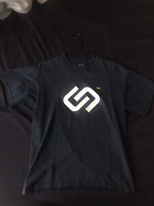 Undercover SS1998 Navy Blue Logo Tee