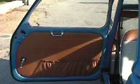 Juego completo Paneles tapizado interior Seat 600