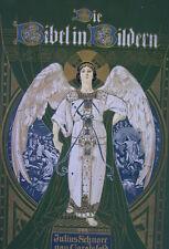 La Biblia en imágenes-Julius Schnorr von Carolsfeld-Jugendstil 1899
