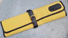 Boldric Limited Edition Yellow Canvas DD Hook Tie Bag