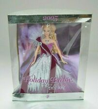 Collectors Holiday Barbie 2005, by Bob Mackie, boxed