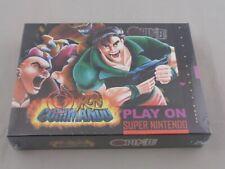 Iron Commando, Brand New/Sealed, Super Nintendo SNES