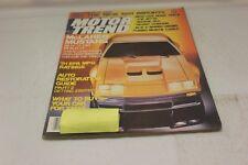 MOTOR TREND: McLAREN MUSTANG DECEMBER 1980 VOL.32 #12 (OAK9248-1 [BOX U] #2197)