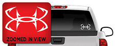 Under Armour Fishing Hooks Car/SUV/Truck/Boat Vinyl Decal/Sticker iPad macbook