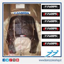 PARABREZZA CUPOLINO FABBRI PIAGGIO BEVERLY 125 - 300 ie DAL 2010 AL 2018 ABS-ASR