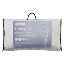 DUNLOPILLO Therapillo Premium Memory Fibre Medium Profile Pillow RRP $99.95 NEW