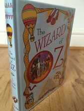 The Wonderful Wizard of Oz by L. Frank Baum Leather Bound Book / fine binding