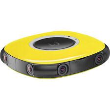 Vuze VR Camera with 4K Video & 3D 360 Virtual Reality Recording - Yellow VUZE-1-