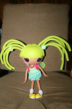 MGA Lalaloopsy Doll Full Size Pix E Flutters  w/ Clothes and shoes & Wings 2010