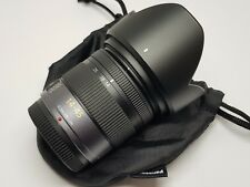 Immaculate Panasonic Lumix 14-45mm f/3.5-5.6 lens + Caps/Hood/Pouch