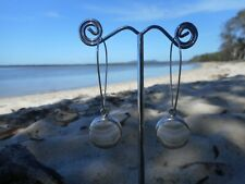 Australian Agate 925 Sterling Silver Earrings