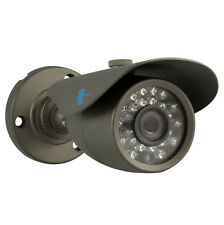 "LineMak Bullet camera, 1/3"" Sony CCD Sensor, 700TVL, 3.6mm lens, 24 LEDs, UTC."