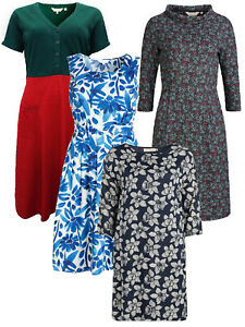 New Coastwatch, Moon Rock, Sea Mirror, Seamstress & Cleats Dresses by Seasalt