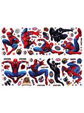 72 Wandsticker Wandtattoo Spiderman Marvel Comic Kinderzimmer Jungen