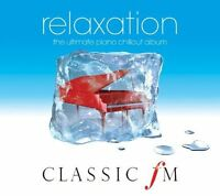 Classic FM Relaxation: The Ultimate Piano Chillout Album [CD]