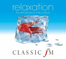 Classic FM Relaxation The Ultimate Piano Chillout Album [CD]