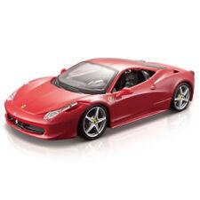 Voitures, camions et fourgons miniatures jaunes moulé sous pression pour Ferrari