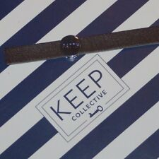 Keep Collective Silver FAITH Disc Key RETIRED - SOLD OUT