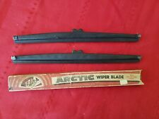 ORIGINAL VINTAGE 1953-1956  ACCESSORIES TRICO ARCTIC SELF-DE-ICING WIPER BLADES