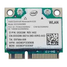 intel centrino advanced-n 62230ANHMW 6230 Wireless+ BLUETOOTH 3.0 WiFi WLAN CARD
