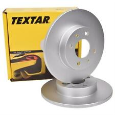 TEXTAR 92061103 Bremsscheiben 2 Stück für FIAT
