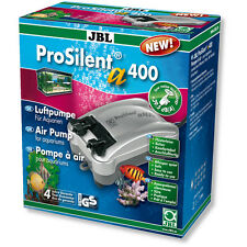 JBL ProSilent a400 Air Pump incl. 2 Air Stone, 2 4/6mm Airline and 2 Check Valve