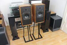 Rogers Compact Monitor Lautsprecher / mit Ständer / High End  British Audiophile